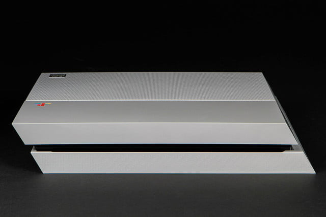PlayStation 4 PS4 20th Anniversary side