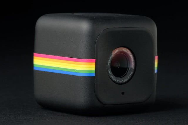 Polaroid Cube front side