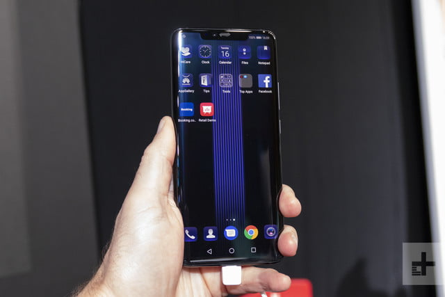 porsche design huawei mate 20 rs hands on review digital. Black Bedroom Furniture Sets. Home Design Ideas