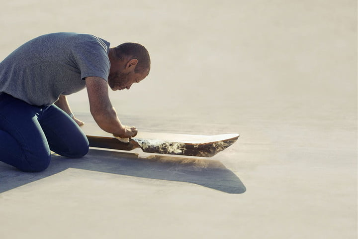 The Lexus Hoverboard- The Story