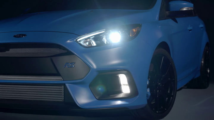 KEN BLOCK TESTS THE ALL NEW FOCUS RS