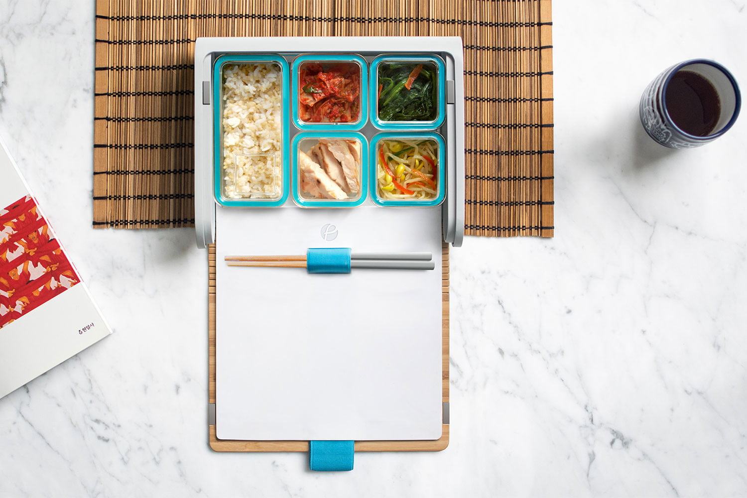 Review Prepd Is A 69 Lunchbox With Minimalist Feng Shui Digital