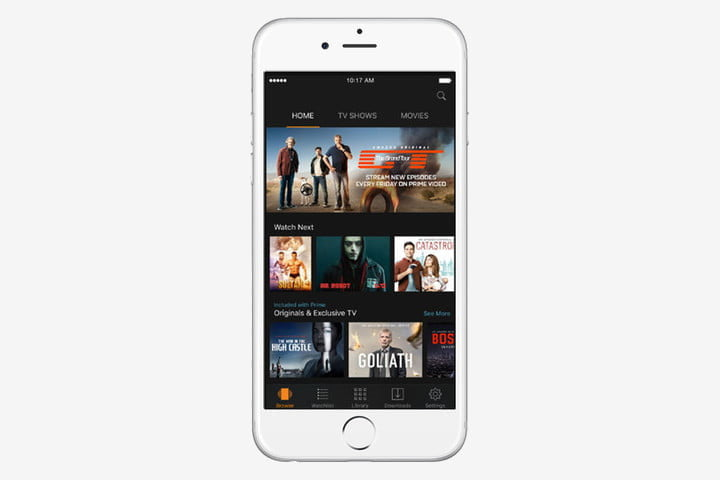 best iphone apps prime movies ios