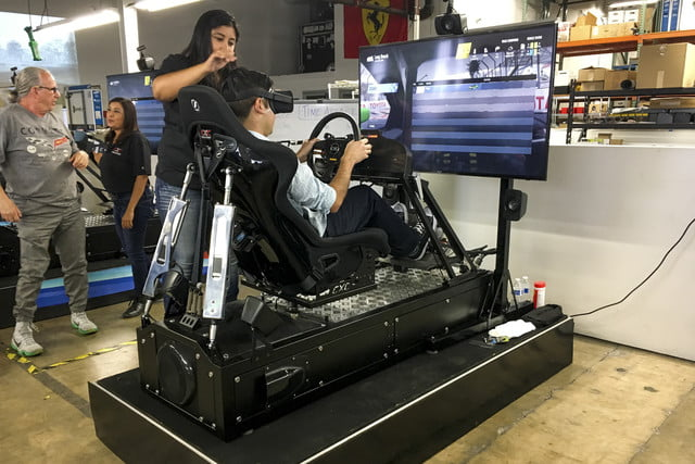 we played project cars 2 in a gigantic racing simulator projectcars2 testdrive 393 1