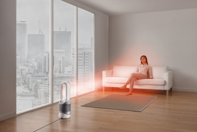 dyson pure hotcold link hot cool heats in winter city
