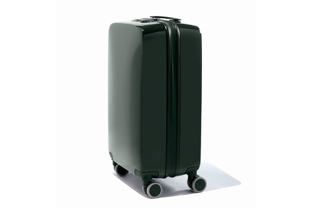 raden smart luggage a22 carry hero hunter green gloss 2