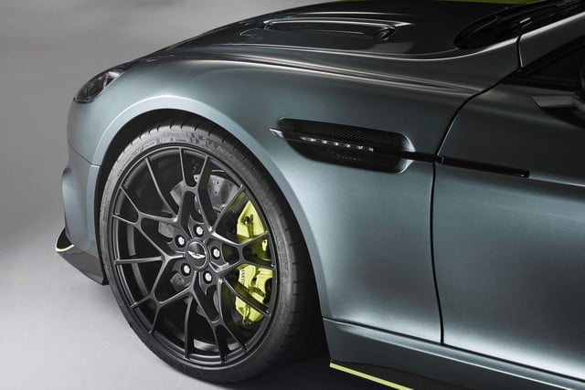 Aston Martin Rapide AMR Revealed Limited Production Run Planned - 06 aston martin vantage