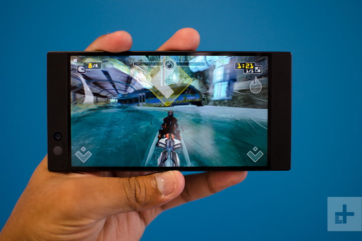 Razer Phone review game