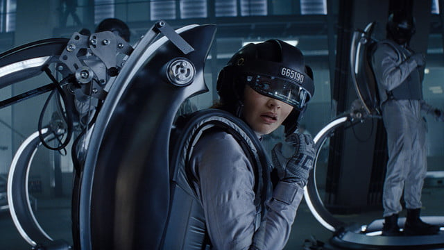 ready player one review helmet