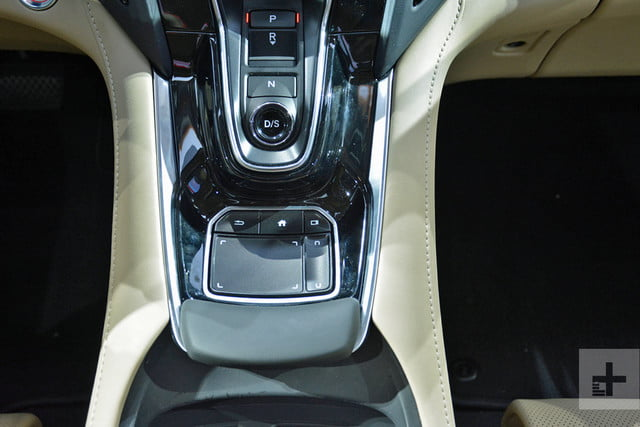 acura true touchpad infotainment system review rg rdx prototype 3