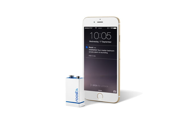 the roost smart battery now available for 35 007