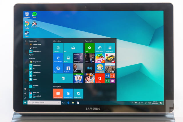 samsung galaxy book screen1