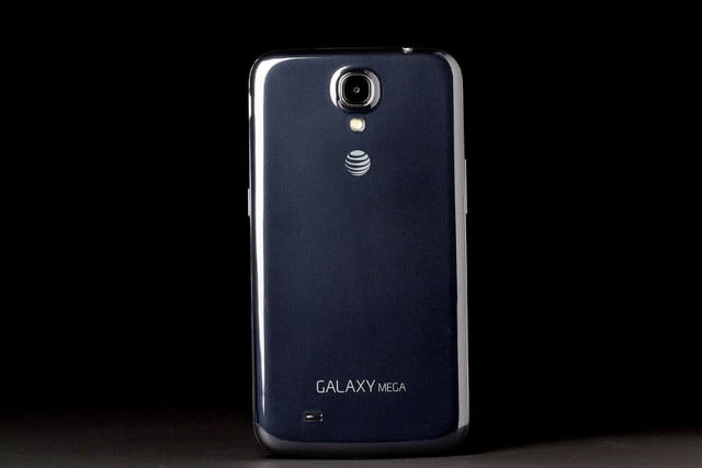 Samsung Galaxy Mega 6.3 back