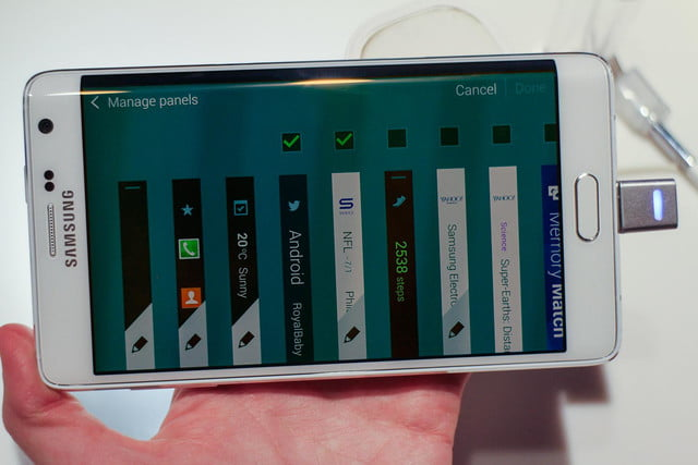 galaxy note edge best features samsung hands on 17