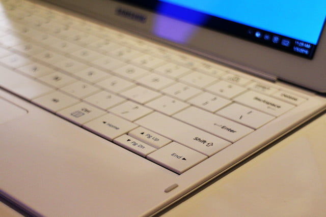 samsung tabpro s hands on ces 2016 galaxy 9773