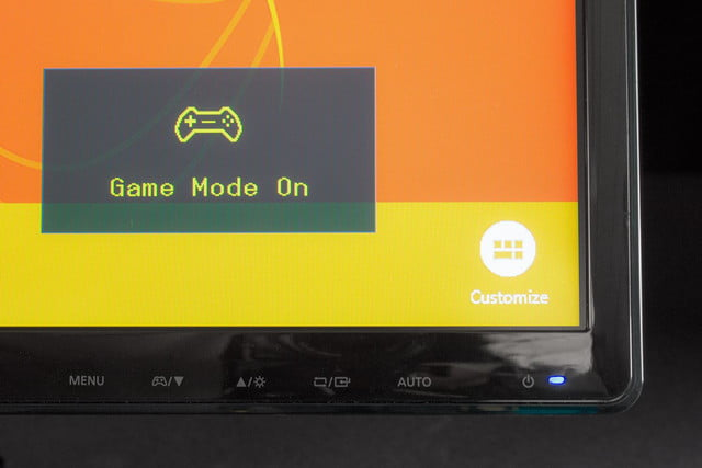 Samsung S27D390H review monitor game mode