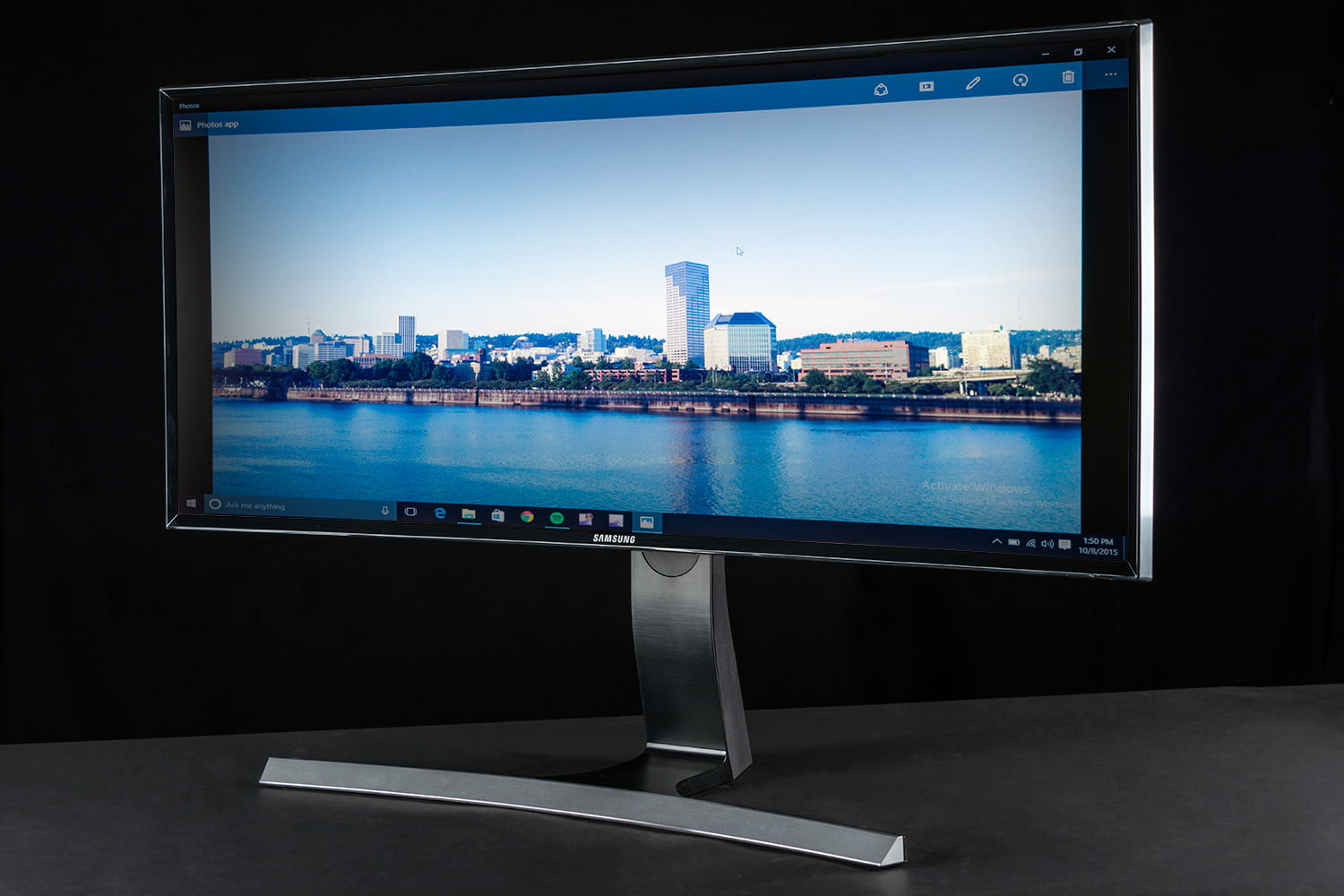 Samsung Se790c Review 34 Inch Curved Monitor Digital