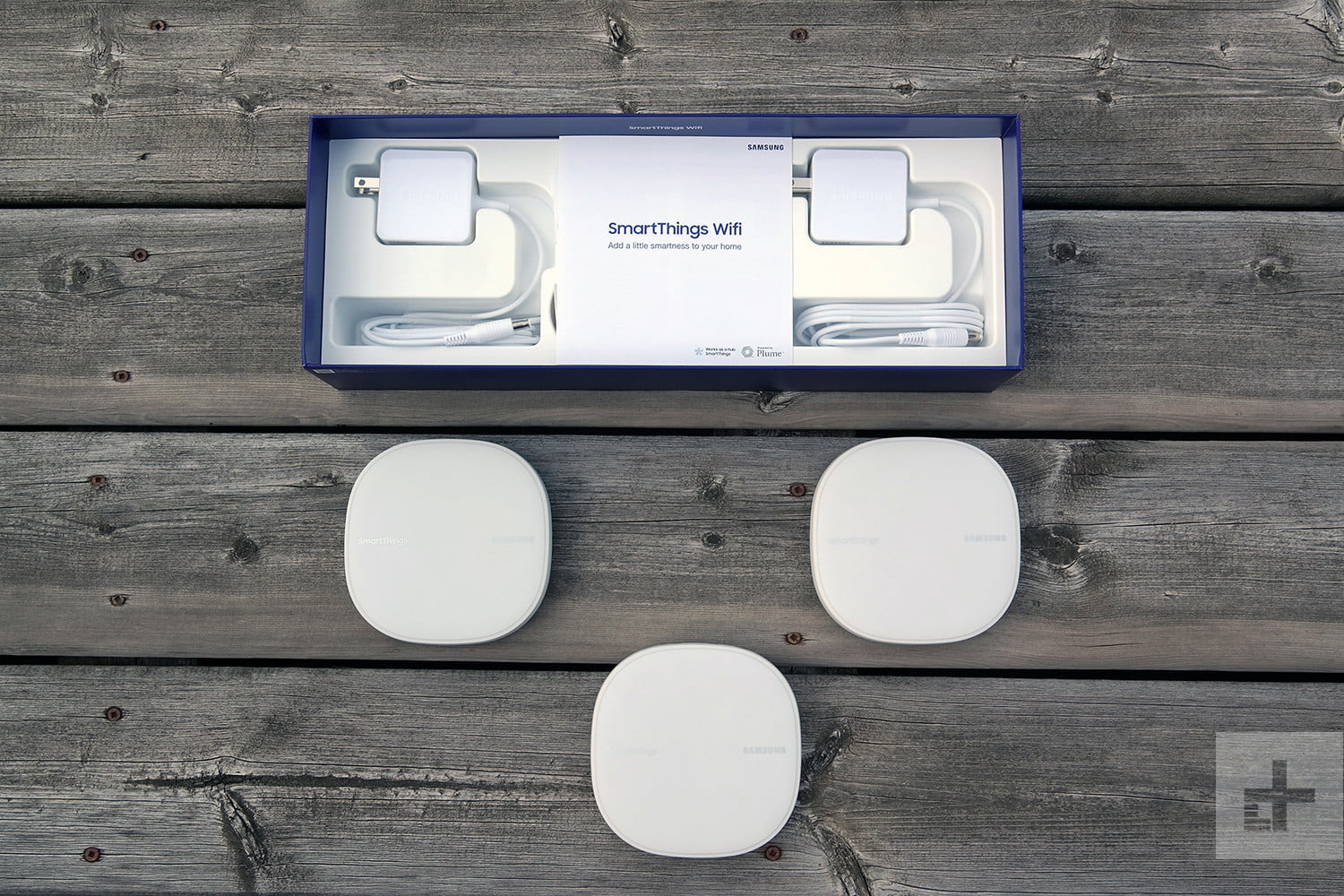 Samsung Smartthings Wi Fi Review Digital Trends Wireless Home Network Diagram Simple W Box