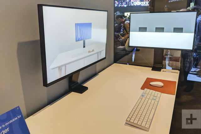 Samsung Space Monitor Hands On Review Your Desk S Savior