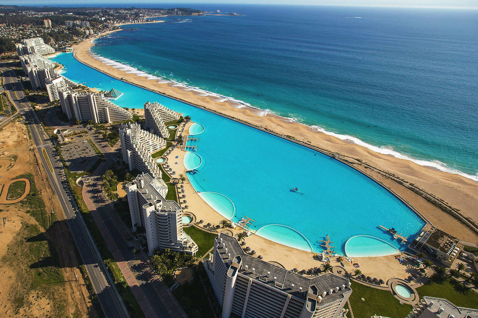 Largest Pool In Chile >> The Largest Pools In The World From Chile To France Digital Trends