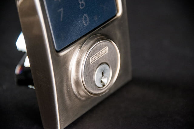 Schlage Connect BE469NX lock