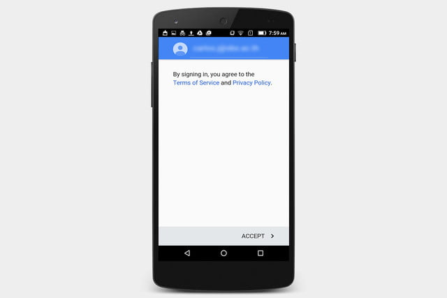 set up gmail android