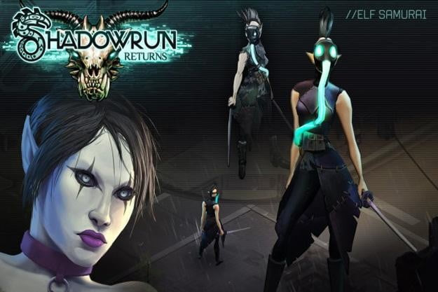 shadowrun returns game review character design 3