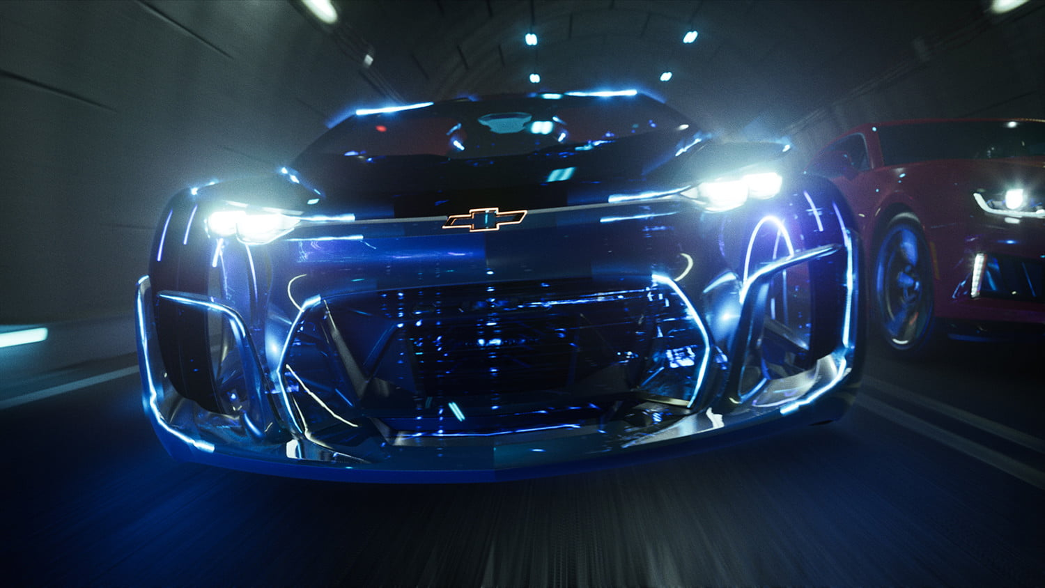 Epic Games Unreal Engine 4 Powers New Chevrolet Car