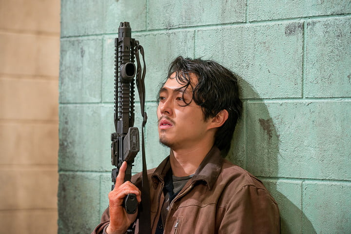 glenn rhee the walking dead
