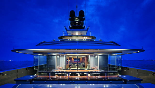 luxury yachts the worlds best super silver fast 4