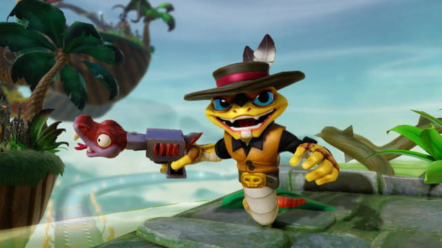 a visual guide to all the xbox one launch titles skylanders swap force