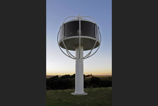 skysphere is a voice controlled man cave 33 feet in the air 2