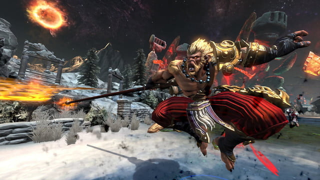 best free ps4 games smite
