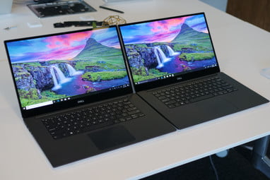 Dell XPS 15 Now Comes With a 4K OLED Screen and 8-Core