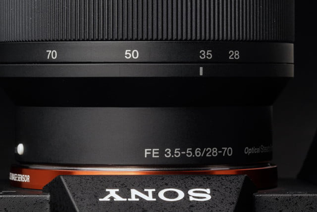 Sony Alpha A7 Mark II review lens macro