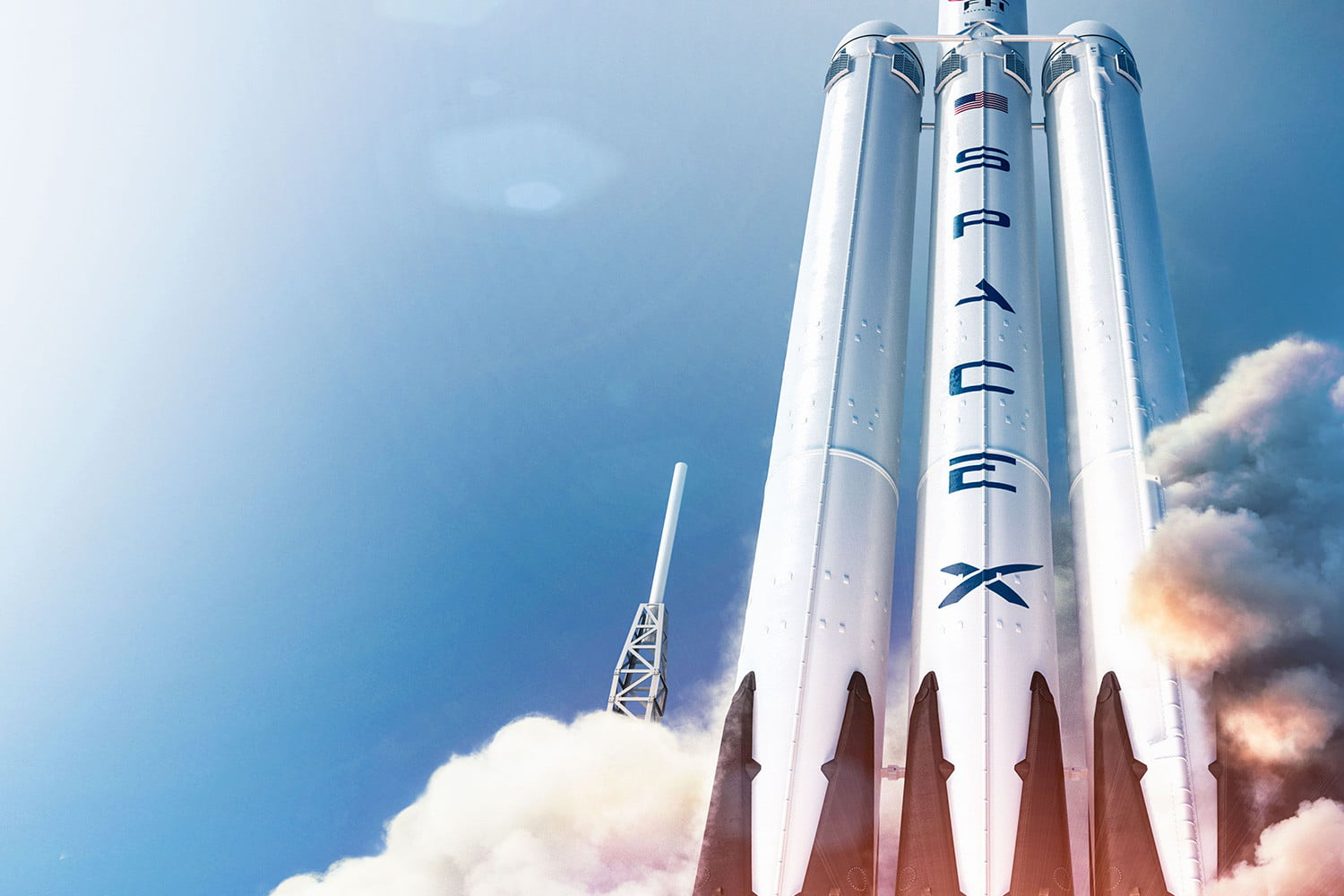7 Amazing Facts About Spacex U0026 39 S Falcon Heavy Rocket