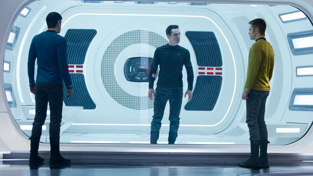shielding your eyes from the glaring lights of star trek into darkness 005