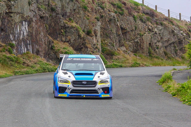 Subaru The Isle of Man TT