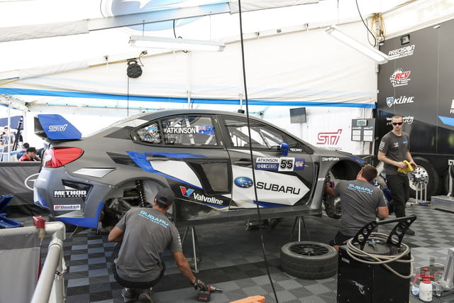riding in subarus grc race car srtusa interview subaru  s ride along 097