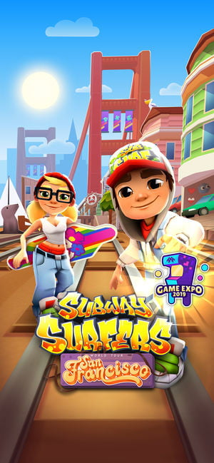 best iphone games subway surfers 2 ios