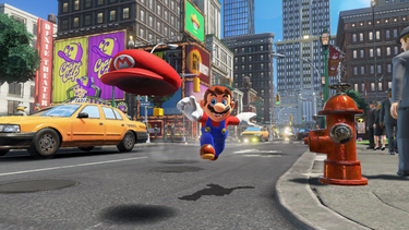 Never Trust a Hat with Eyes: 'Mario Odyssey' Glitch Lets