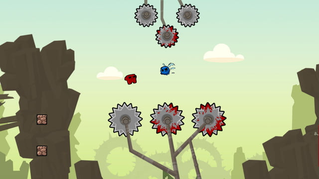 super meat boy forever hands on preview 14999