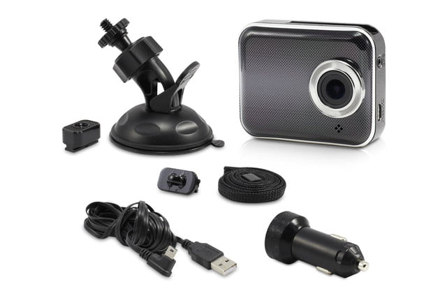 swann driveeye ultra dash cam auto locks up to protect footage in case of crash 4