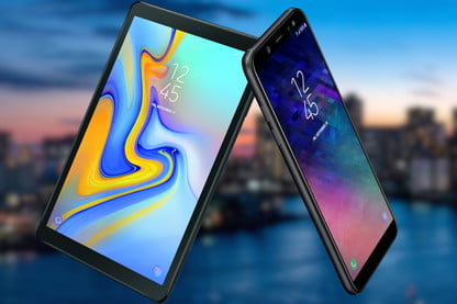 Samsung Galaxy A6, Tab A 10 5 Offer Great Midrange Value for