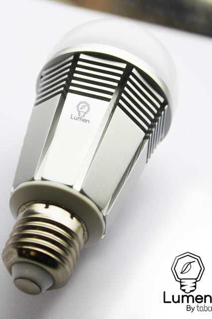 tabu smart lumen led lightbulb  press 5