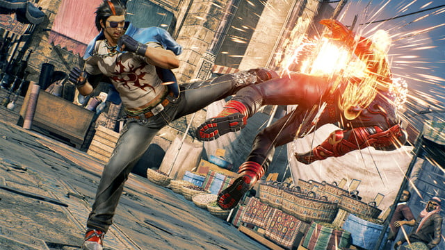 tekken 7 tekken7 screens 9