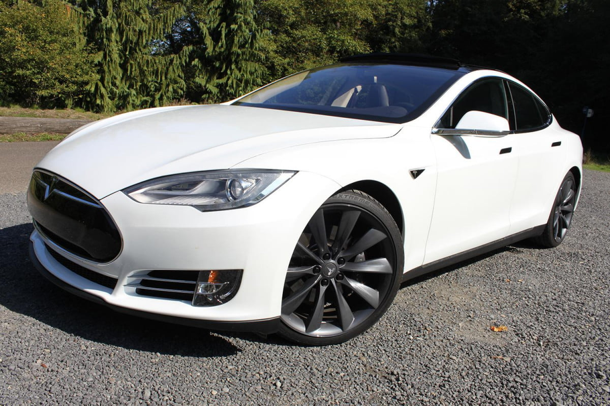 Automotive Revolutions 100 Years Apart How The Past Predicts Future Of Driving Tesla Model S Front