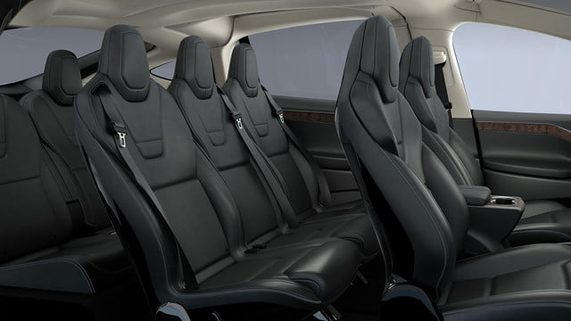 tesla top model s competitors x section interior primary black b