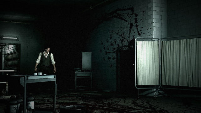 The Evil Within screenshot 16