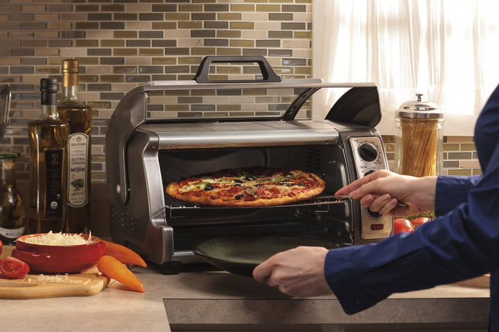 best toaster ovens the hamilton beach easy reach oven with convection thumb